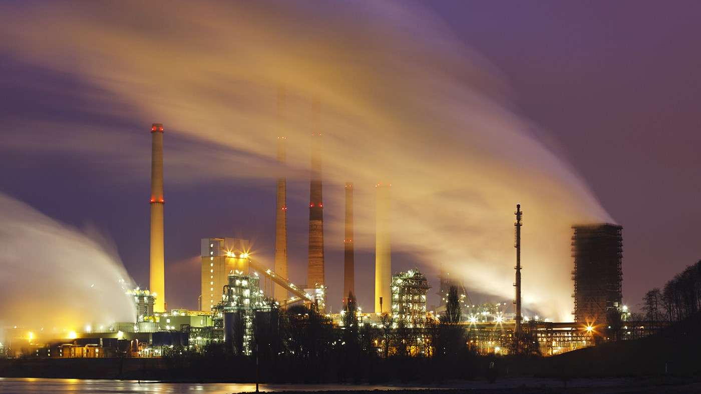 Factories and pollution