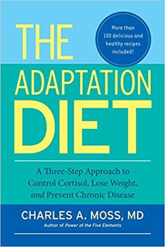 The Adaption Diet Charles A. Moss, M.D., FAAEM